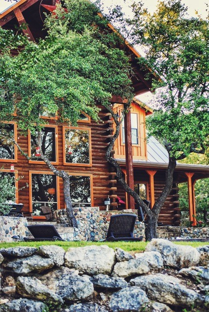 Hood Creek Log Cabin Log Home Tour Series Shellys Dream Cabin In