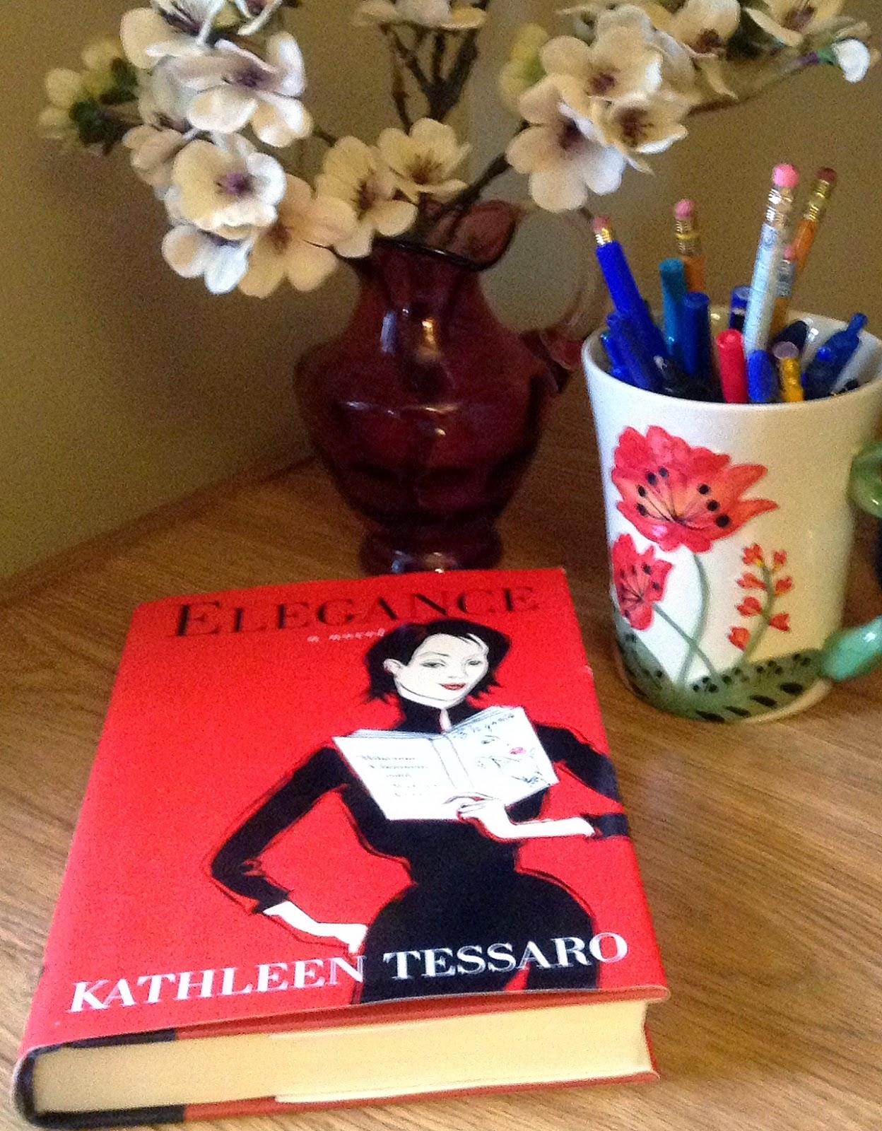 Kathleen Tessaro's book Elegance