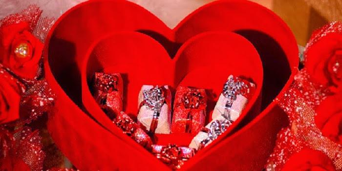 Hadiah Valentine Terbaik