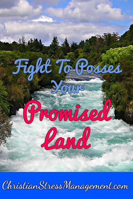 Fight To Posses Your Promised Land