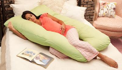 Tips untuk Ibu Hamil agar Tidur dengan Nyaman