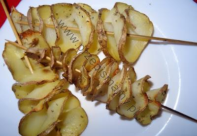 Chipsy na patyku