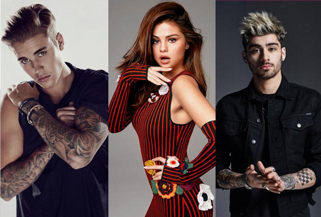 Lista de nominados a los Teen Choice Awards 2016