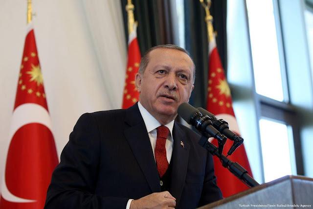 Erdogan: Ada Skenario Kotor untuk Hancurkan Dunia Islam