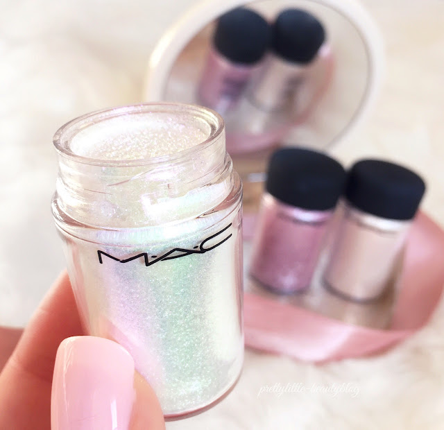 MAC Reflects Transparent Pink Glitter