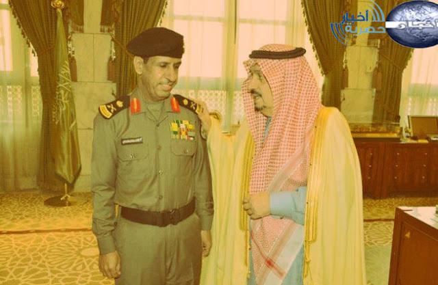ننشر تفاصيل وسبب إلقاء القبض على مدير شرطة الرياض - اللواء عبدالعزيز الزمامي