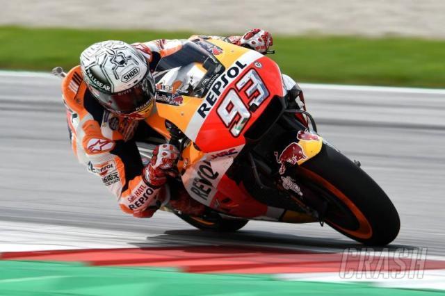 Marquez Pole Position MotoGP Austria 2017