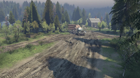 SPINTIRES урал