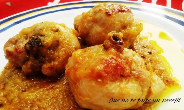 pollo_salsa_melocotones