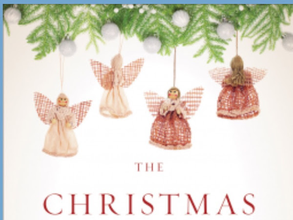 The Christmas Angel Project {A Book Review}