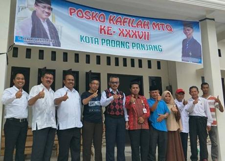 6 Kafilah Kota Padang Panjang Berhasil Masuk Final