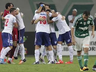Nacional enfrenta a  Zulia en Copa Libertadores 2017