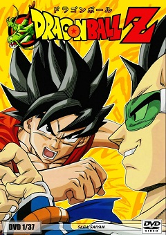 Dragon Ball Z - Saga dos Sayajins Desenhos Torrent Download capa
