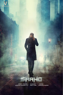 Saaho First Look Poster 3