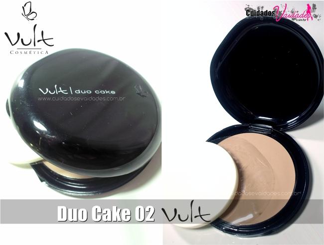 Duo Cake Vult Cosmética