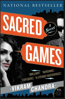 Cover of Sacred Games