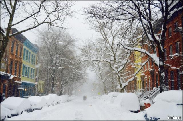 ảnh khung cảnh mùa đông tuyết trắng