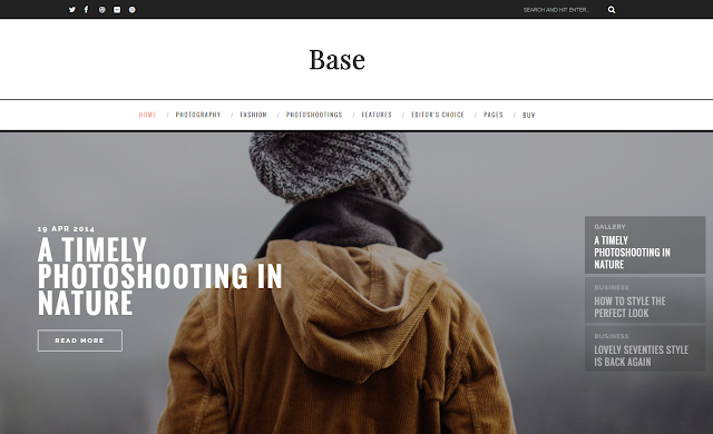 Base-Blogger-Template