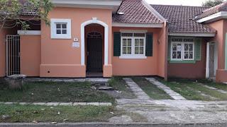Rp.765 Jt Dijual Rumah Siap Huni Baru Renovasi Di Udayana Sentul City ( Code : 252 )