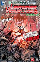 Os Novos 52! Lanternas Vermelhos #15