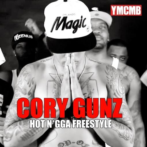 VIDEO: Cory Gunz - Hot Nigga (Freestyle)