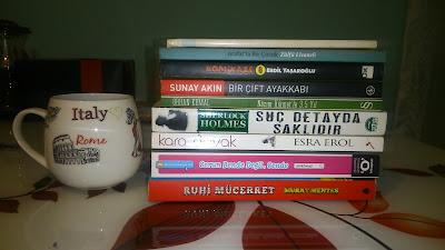 kasım ayında okuduğum kitaplar