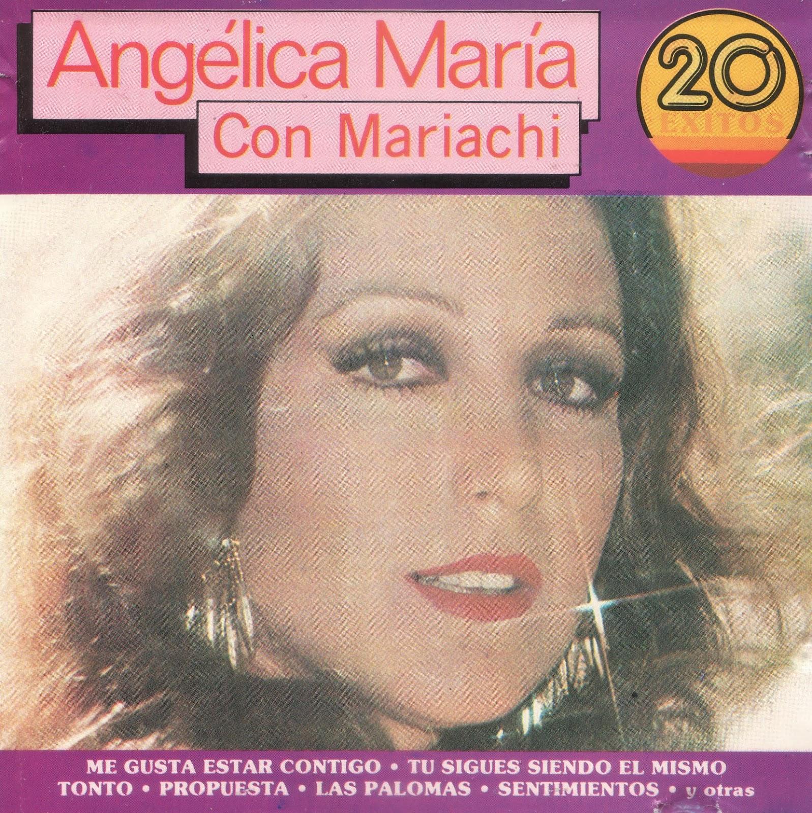cd Angélica María con Mariachi Angelica%2BFront