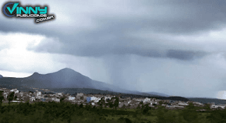 Muita chuva na Chapada Diamantina