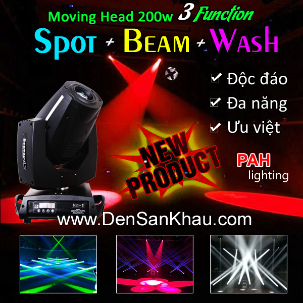 Đèn moving head lasting