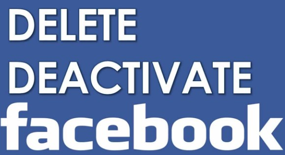 How to Deactivate and Delete FB Account