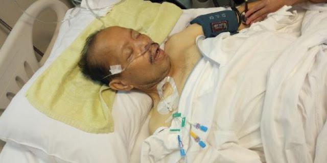 Terpidana Kasus Korupsi APBN 2013 Sutan Bhatoegana Terpaksa Dilarikan ke Rumah Sakit Akibat Kanker Hati