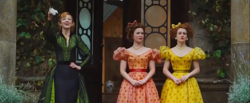 Film Bioskop: Cinderella 2015