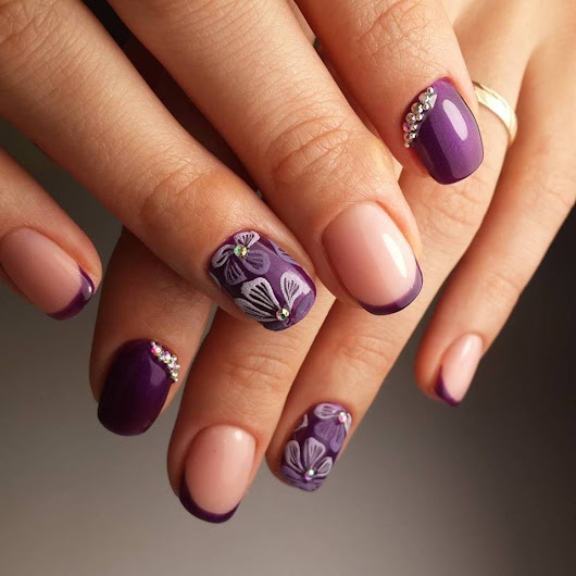 15+ Floral Nail Art Ideas That You Will Love