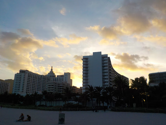 Sunrise Miami Beach