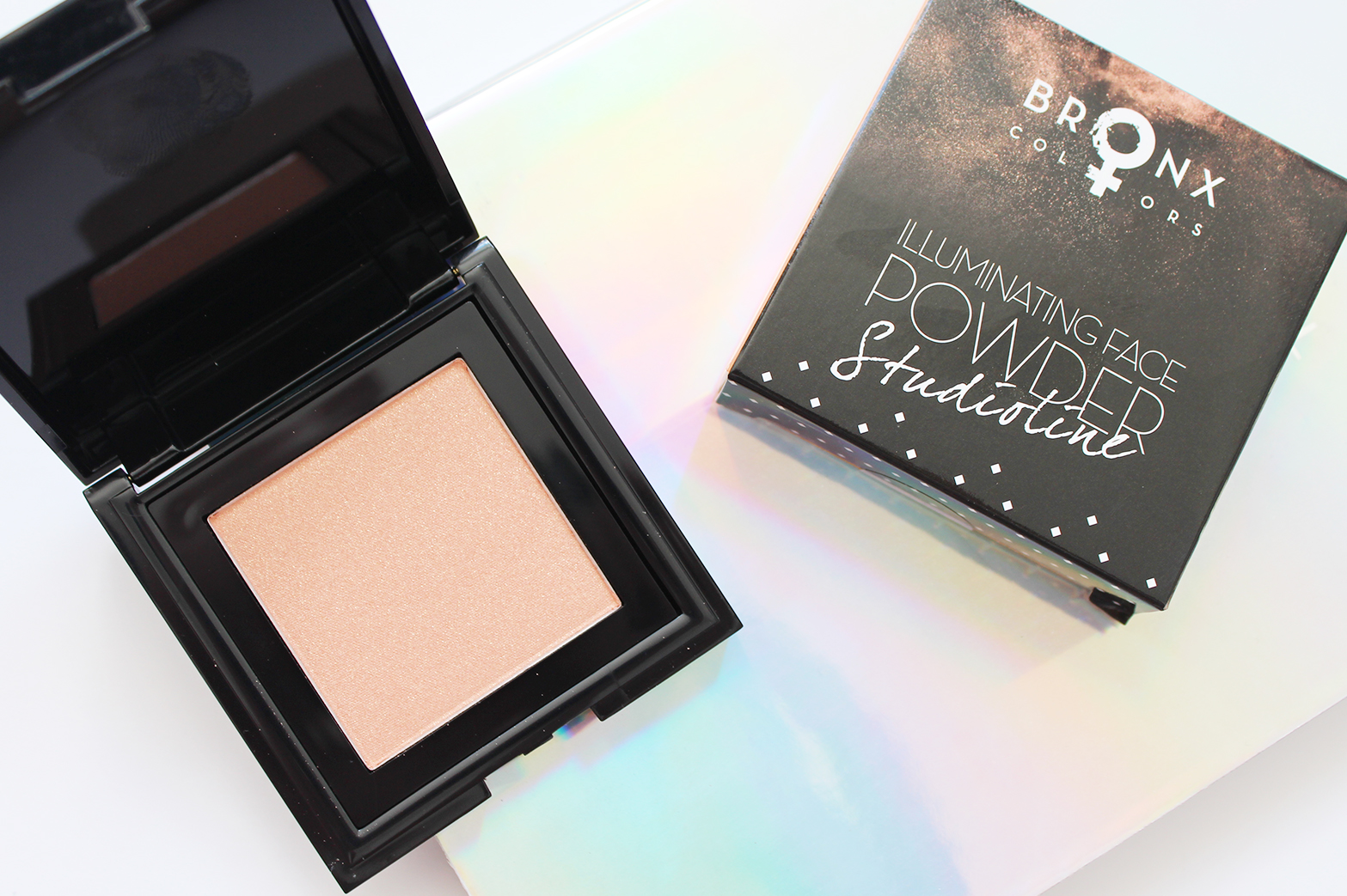 BRONX COLORS | Contouring Kit + Illuminating Face Powder - Review + Swatches - CassandraMyee