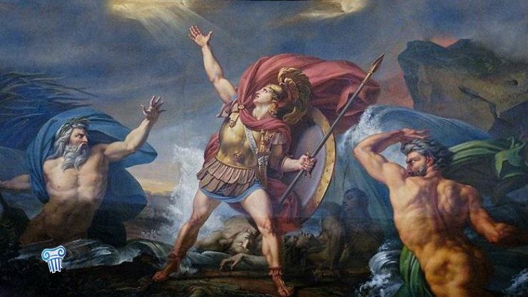 Τι σήμαινε το όνομα του Αχιλλέα;
