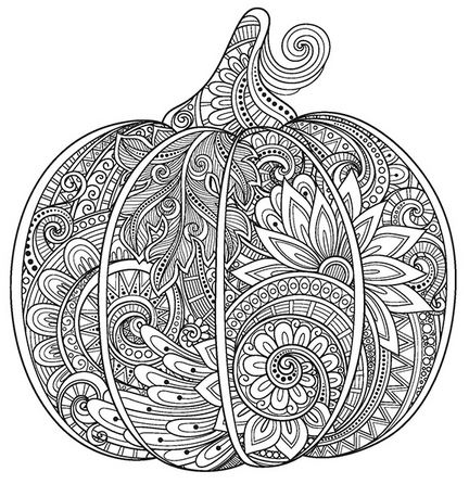 23 Free Thanksgiving Coloring Pages and Activities RoundUp