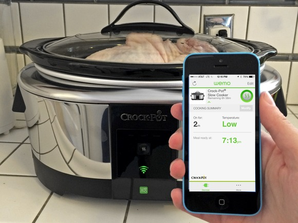 Belkin Wemo Smart Slow Cooker