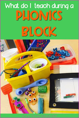 how to incorporate a phonics block into the primary classroom using a multisensory orton gillingham approach