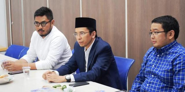 Gerindra Kaget TGB Dukung Jokowi 2 Periode