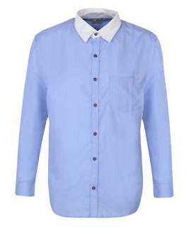 Yepme Luther Solid Shirt – Blue