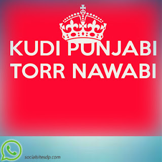 Funny whatsapp dp punjabi