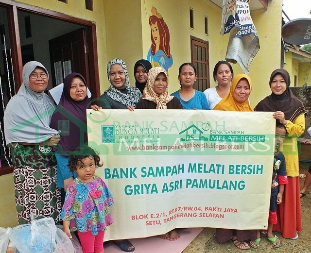 Pengurus Bank Sampah