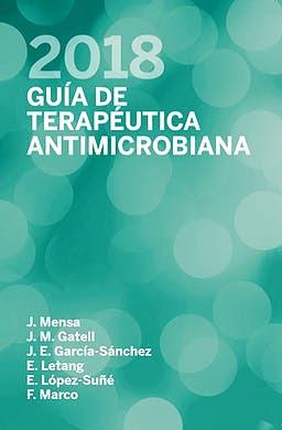 Guía de Terapéutica Antimicrobiana 2018 portada