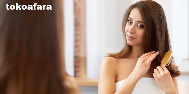 5 Cara Merawat Rambut Agar Indah Alami
