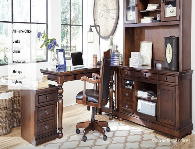 cheap home office furniture sets best buy