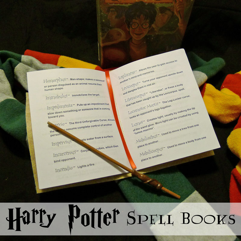 image regarding Printable Harry Potter Spells called Parts via Polly: Harry Potter Printable Spell Publications - Sew