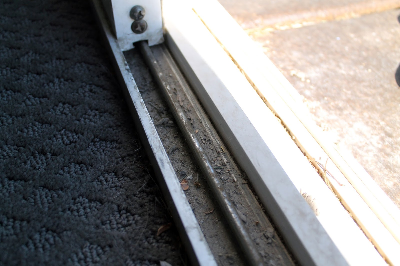 How To Make Your Sliding Patio Door Open Easier - Chris ...
