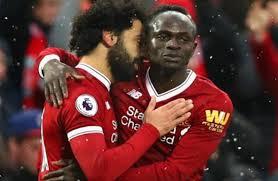 ماني يفوز بجائزة لاعب الشهر في ليفربول وفان دايك تتفوق على اللاعب محمد صلاح