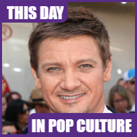 Jeremy Renner was born on January 7, 1971